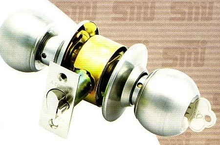 Fire Resistance Cylindrical Lever Lockset